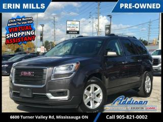Used 2015 GMC Acadia AWD SLE2  8PASS|REAR CAM|BLUETOOTH| for sale in Mississauga, ON