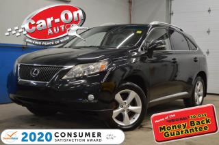 Used 2010 Lexus RX 350 AWD | LOADED | WARRANTY INCLUDED for sale in Ottawa, ON