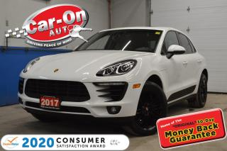 Used 2017 Porsche Macan PREMIUM PLUS | PANO ROOF NAVI | KEYLESS | for sale in Ottawa, ON