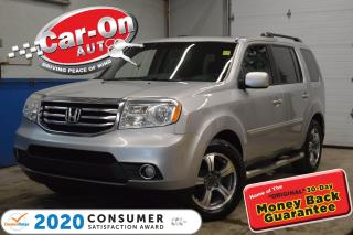 Used 2015 Honda Pilot 8 PASS SE w/RES | DVD | AWD | SUNROOF for sale in Ottawa, ON