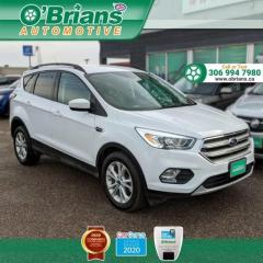 Used 2017 Ford Escape SE - Accident Free! w/Heated Seats, Backup Camera, Cruise, A/C for sale in Saskatoon, SK