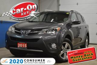 Used 2015 Toyota RAV4 XLE | SUNROOF | HEATED SEATS for sale in Ottawa, ON