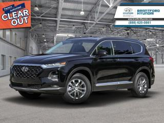New 2020 Hyundai Santa Fe 2.4L Essential AWD w/Safety Package  - $198 B/W for sale in Brantford, ON