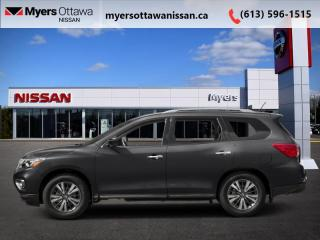 Used 2018 Nissan Pathfinder 4x4 SV  - Bluetooth -  Heated Seats for sale in Ottawa, ON