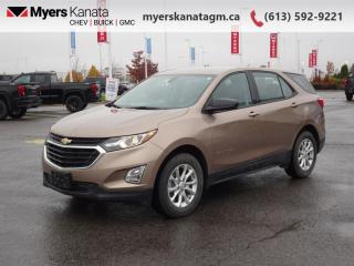 Used 2018 Chevrolet Equinox LS  - Bluetooth -  Heated Seats for sale in Kanata, ON