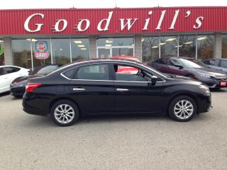 Used 2019 Nissan Sentra SV! FORWARD EMERGENCY BRAKING! HEATED SEATS! BT! for sale in Aylmer, ON
