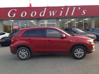 Used 2019 Mitsubishi RVR SE! HEATED SEATS! BACKUP CAM! BLUETOOTH! for sale in Aylmer, ON