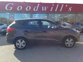 Used 2015 Hyundai Tucson GL! MANUAL! HEATED SEATS! BLUETOOTH! for sale in Aylmer, ON