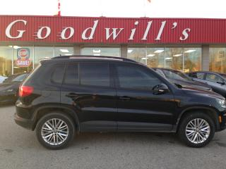 Used 2016 Volkswagen Tiguan COMFORTLINE! HEATED SEATS! BACKUP CAMERA! for sale in Aylmer, ON