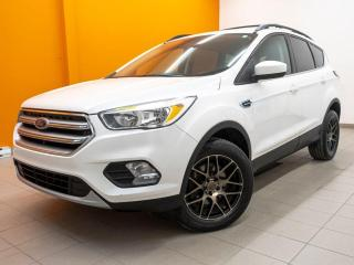 Used 2017 Ford Escape SE 4X4 CAMÉRA SIÈGES CHAUFFANTS *BAS KM* for sale in St-Jérôme, QC