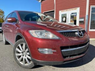 Used 2007 Mazda CX-9 Traction intégrale, 4 portes GS, CUIR, for sale in Drummondville, QC