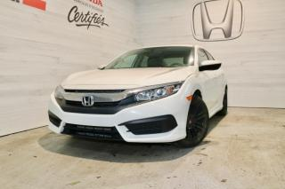 Used 2017 Honda Civic LX for sale in Blainville, QC