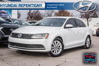Used 2017 Volkswagen Jetta EDITION WOLFSBURGH**TOIT OUVRANT, MAGS** for sale in Repentigny, QC