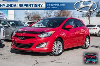 Used 2013 Hyundai Elantra GT GLS 5 PORTES**A/C, TOIT PANORAMIQUE, MAGS** for sale in Repentigny, QC