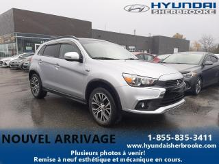 Used 2017 Mitsubishi RVR SE+AWD+CAMERA+TOIT PANO+BANCS CHAUFF for sale in Sherbrooke, QC