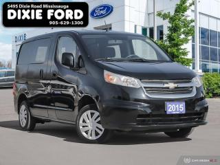 Used 2015 Chevrolet City Express Cargo Van LT for sale in Mississauga, ON