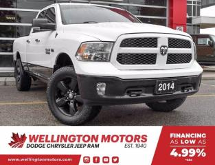 Used 2014 RAM 1500 OUTDOORSMAN for sale in Guelph, ON