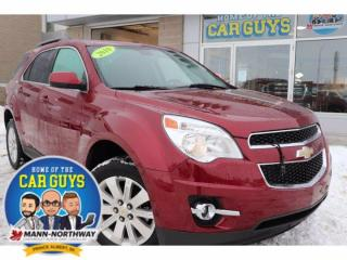Used 2010 Chevrolet Equinox 2LT | Cruise Control, Air Conditioning. for sale in Prince Albert, SK