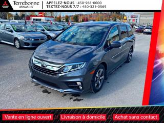 Used 2020 Honda Odyssey EX**8 PASSAGERS**4 PNEUS D'HIVER + RIMS**DÉMARREUR for sale in Terrebonne, QC