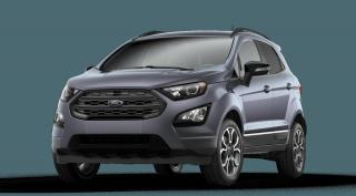 New 2020 Ford EcoSport SES for sale in Ottawa, ON