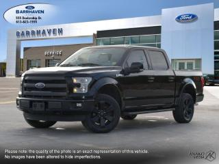 Used 2016 Ford F-150 Lariat for sale in Ottawa, ON
