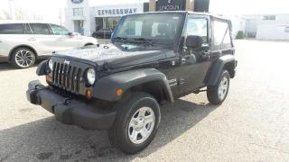 Used 2013 Jeep Wrangler SPORT for sale in New Hamburg, ON