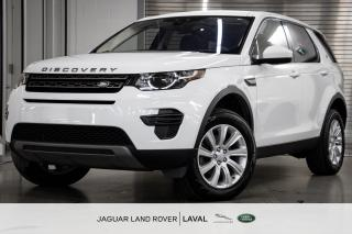 Used 2018 Land Rover Discovery Sport SE AWD *NOUVELLE ARRIVÉE! BALANCE 6ANS/160000KM* for sale in Laval, QC