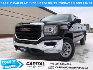 Used 2018 GMC Sierra 1500 Double Cab  4WD DBL CAB for sale in Winnipeg, MB