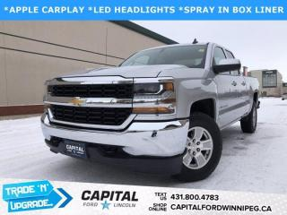 Used 2019 Chevrolet Silverado 1500 LD Extended Cab  LT for sale in Winnipeg, MB