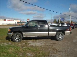Used 1999 GMC Sierra 1500 SLE Short Bed for sale in Fenelon Falls, ON