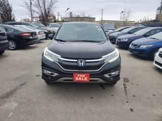 Used 2015 Honda CR-V AWD 5DR EX-L for sale in Winnipeg, MB