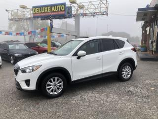 Used 2014 Mazda CX-5 AWD 4dr Auto Touring for sale in Etobicoke, ON