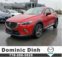 Used 2018 Mazda CX-3 GT AWD at for sale in Richmond, BC