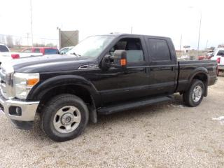 Used 2011 Ford F-250 for sale in Winnipeg, MB
