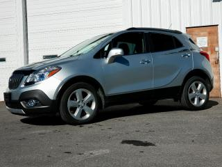 Used 2015 Buick Encore Leather for sale in Kingston, ON