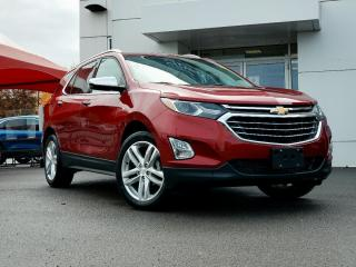 Used 2018 Chevrolet Equinox Premier for sale in Kingston, ON