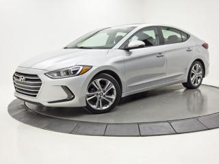 Used 2017 Hyundai Elantra GLS TOIT OUVRANT MAGS CLE INTELLIGENTE for sale in Brossard, QC