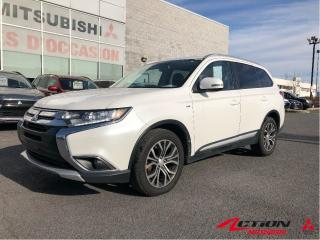 Used 2016 Mitsubishi Outlander 2016 Outlander SE Touring 7 PASSAGERS+TOIT+V6+AWC for sale in St-Hubert, QC