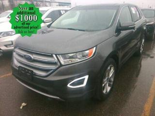 Used 2017 Ford Edge Titanium* AWD/Htd lthr/Navi for sale in Winnipeg, MB