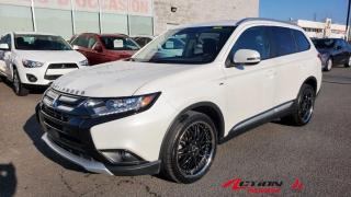 Used 2017 Mitsubishi Outlander 2017 Outlander SE AWC Touring/7 PLACE/TOIT/MAGS 20 for sale in St-Hubert, QC