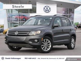 Used 2014 Volkswagen Tiguan 2.0T Comfortline 4Motion for sale in Dartmouth, NS