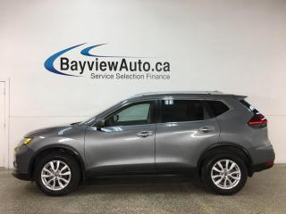 Used 2019 Nissan Rogue SV - AWD! PANOROOF! HTD SEATS! ALLOYS! for sale in Belleville, ON