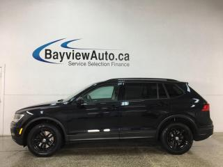 Used 2019 Volkswagen Tiguan Trendline - 4MOTION! TRIPLE BLACK! PWR GROUP! for sale in Belleville, ON