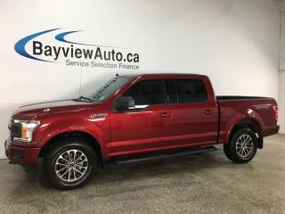 Used 2019 Ford F-150 XLT - 4X4! NAV! FULL PWR GROUP! 17,000KMS! for sale in Belleville, ON