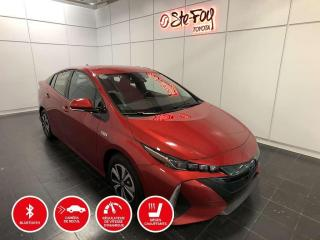 Used 2018 Toyota Prius Prime HYBRIDE - BASE - SIÈGES CHAUFFANTS for sale in Québec, QC