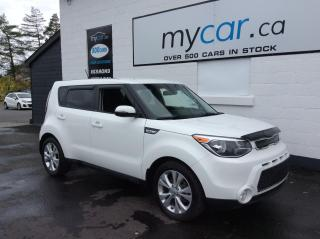 Used 2016 Kia Soul EX HEATED SEATS, ALLOYS, POWERGROUP!! for sale in Kingston, ON