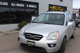 Used 2009 Kia Rondo w/AC,7Seats,Winter&Summer tires EX w/3rd Row for sale in Oakville, ON
