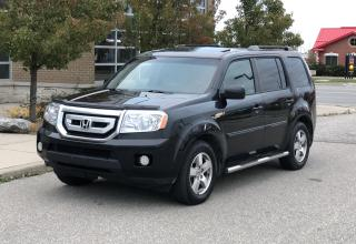 Used 2010 Honda Pilot EX-L for sale in Brampton, ON