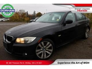 Used 2009 BMW 3 Series 4dr Sdn 323i RWD for sale in Whitby, ON