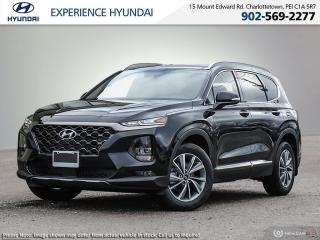 New 2020 Hyundai Santa Fe Luxury 2.0 for sale in Charlottetown, PE
